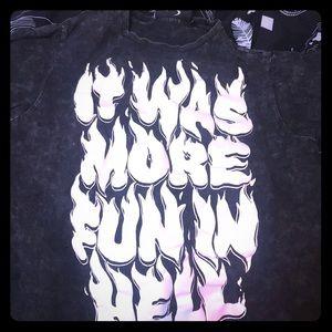 Killstar More Fun In Hell Tee